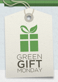 green gift monday