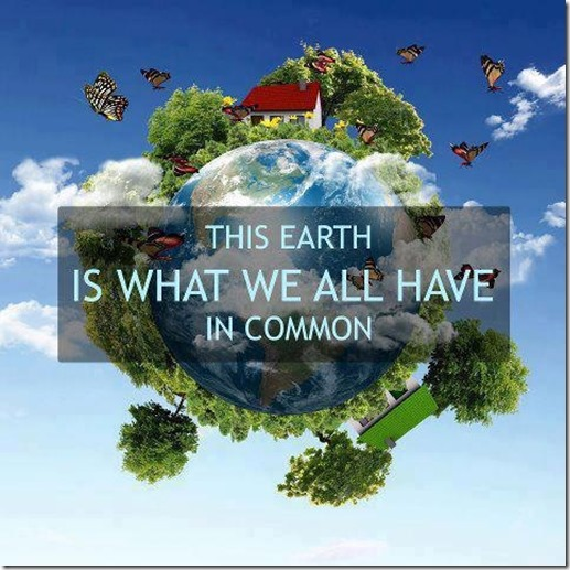 earth-in common