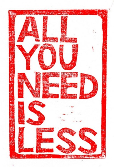 need is less