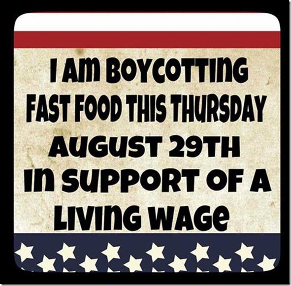 food boycott