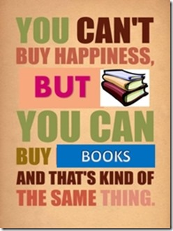 buy books-happiness