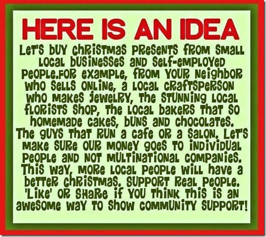 christmas-buy local