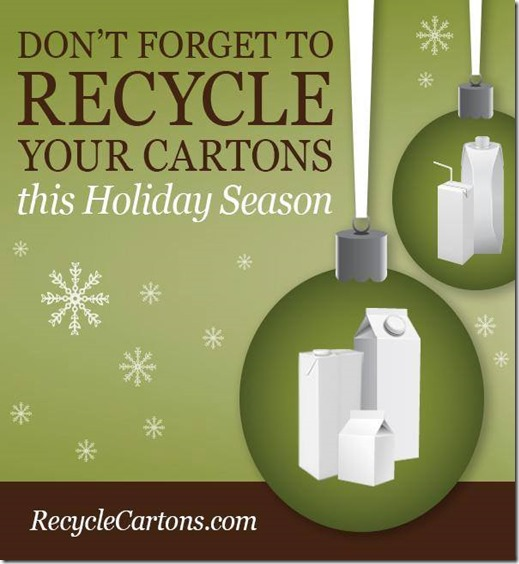holidays-recycle cartons